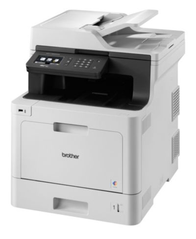 Brother Brother MFC-L8690CDW Farblaser-Multifunktionsdrucker Scanner Kopierer Fax WLAN
