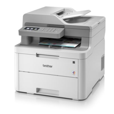 Brother Brother DCP-L3550CDW Farblaser-Multifunktionsdrucker Scanner Kopierer LAN WLAN