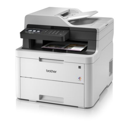 Brother Brother MFC-L3710CW Farblaser-Multifunktionsdrucker Scanner Kopierer Fax WLAN