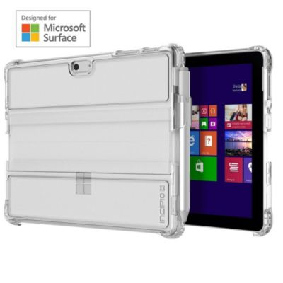 Incipio Incipio Octane Pure Case für Microsoft Surface Go 2 / Go, transparent