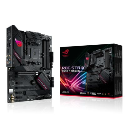 Asus ASUS ROG Strix B550-F Gaming Wi-FI ATX Mainboard Sockel AM4 M.2/USB3.2/HDMI/DP